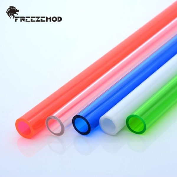 PC Water Cooling Tube PETG 10*14mm High Quality Color Hard Tube 50CM - PEHDCO14