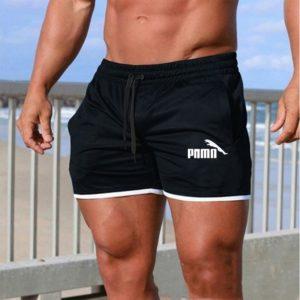 Summer Shorts Men Fitnes Cool Running Gyms Jogger