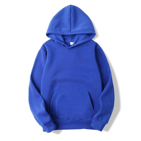 Men's Hoodies Sweatshirts Solid Color Tops