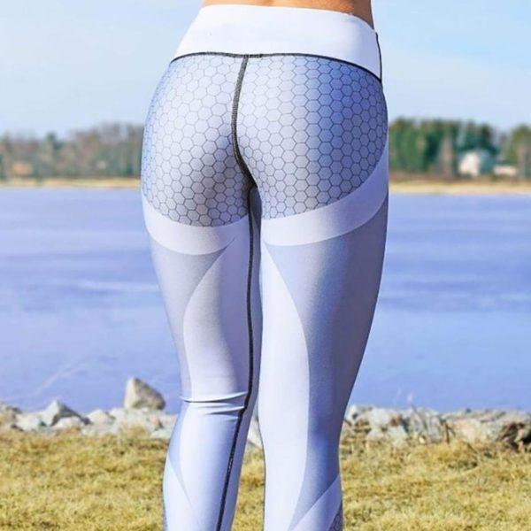Hot Leggings Digital Print Summer styles Fashion