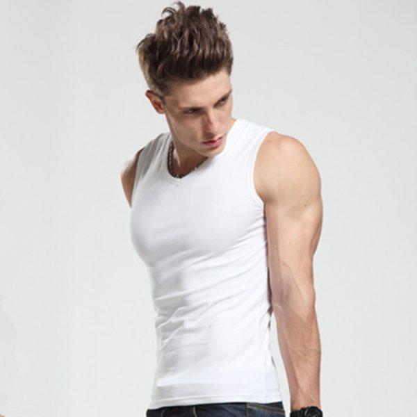 High Quality Sleeveless Vest Tank Tops