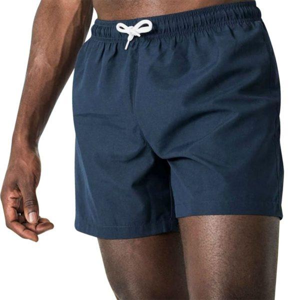 Casual Shorts For Men Summer Shorts Jogger Board Bottoms Breathable Elastic Waist