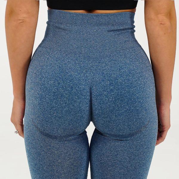 CHRLEISURE Push Up Seamless Leggings for Women Sexy Workout Gym Legging High Waist Fitness Pants Leggins 2020 New Dropship