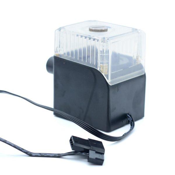 PC Ultra Quiet Water Cooling Circulation Pump & Pump Tank MTB-300 12V