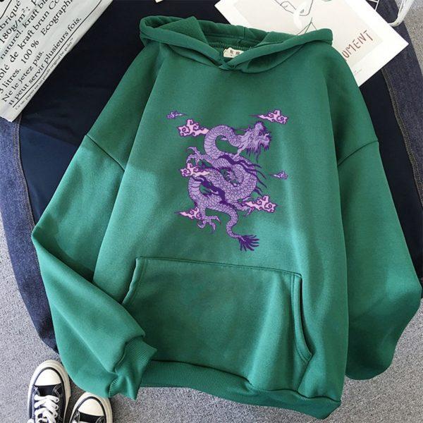 Women sweatshirt hoodie Cute Hip hop top vintage