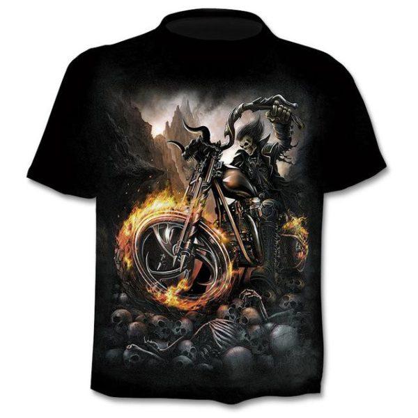 New Mens T Shirts, Tops, O-Neck